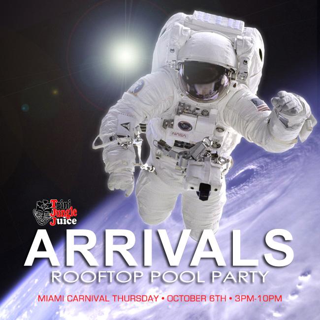 Miami Broward Carnival Guide - TJJ Arrivals
