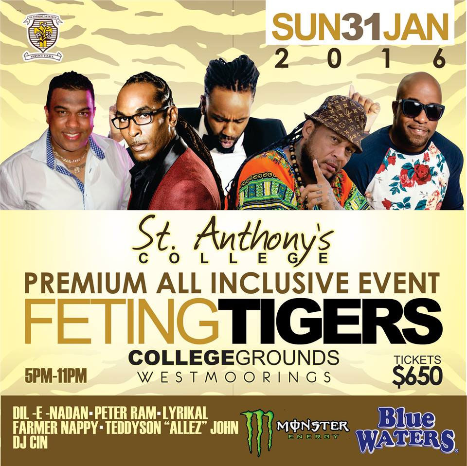 St. Anthonys College All Inclusive