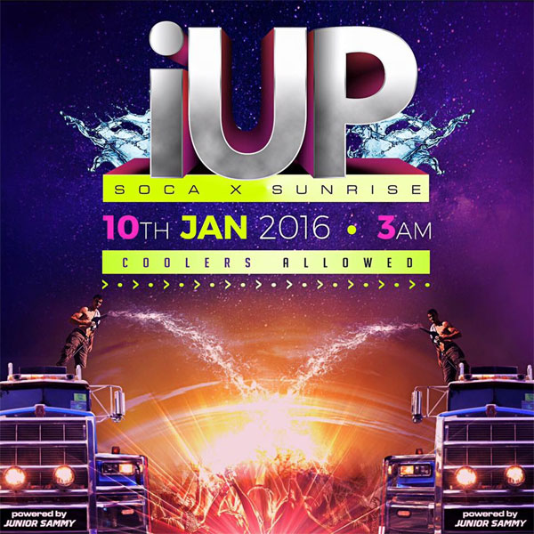 iUP - Soca and Sunrise