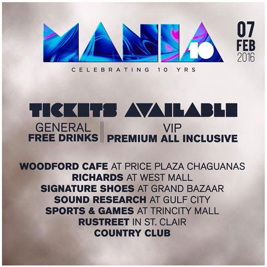 Mania 10
