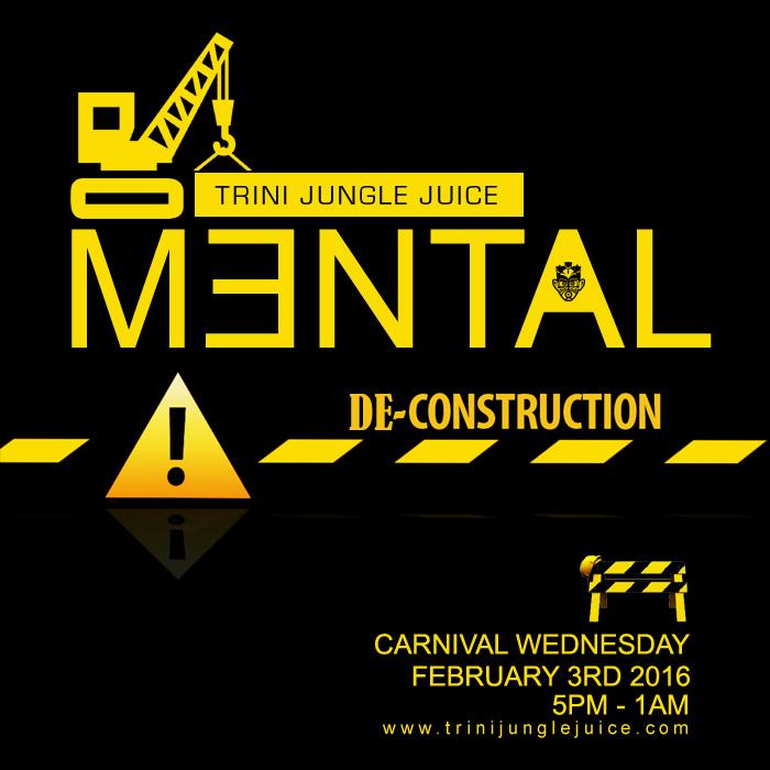 MENTAL: Trini Jungle Juice Premium Drinks Inclusive