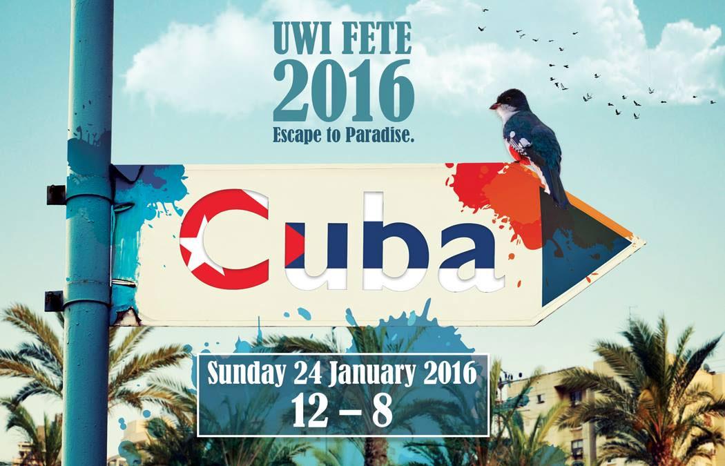 UWI Fete 2016