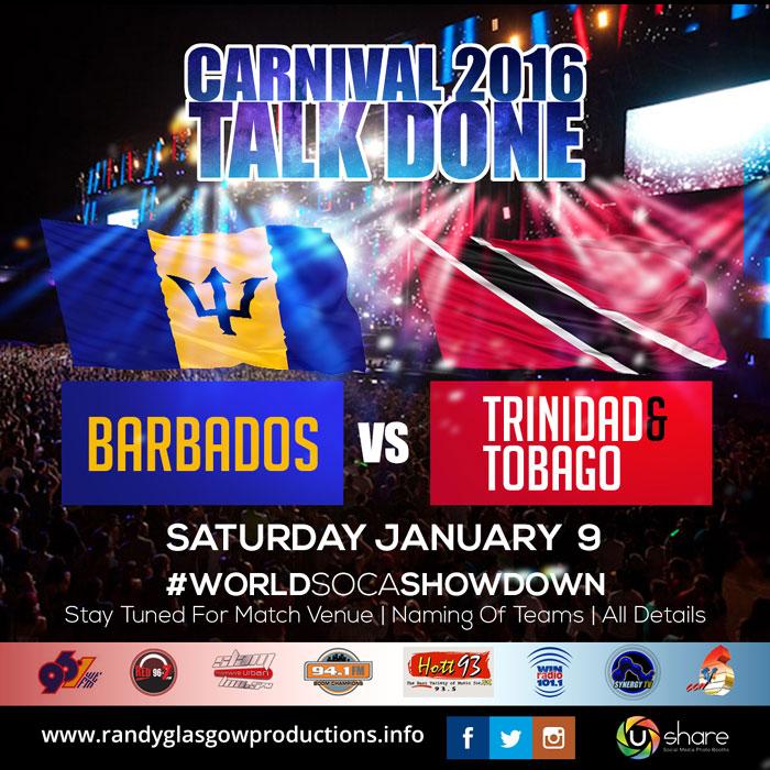 World Soca Showdown 2016