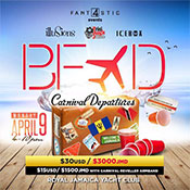 BFD Departures