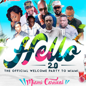 Hello 2.0 - The Miami Carnival Edition