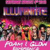 illuminate in the 6ix - Carnival Saturday After Mas