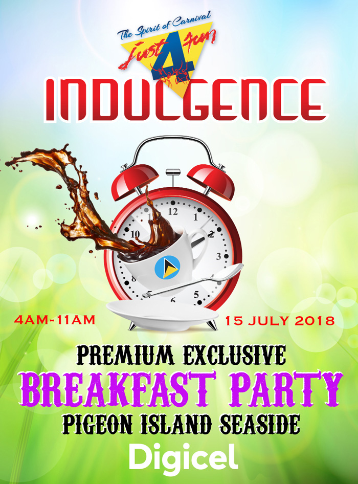 Indulgence Breakfast Party