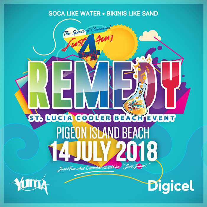 Remedy – Beach Cooler Fete