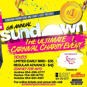 SUNDOWN - The Ultimate Carnival Charity Event