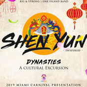 Play Mas with One Island Band for Miami Carnival 2019