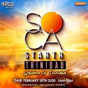 Soca Starter 'Welcome to Trinidad'