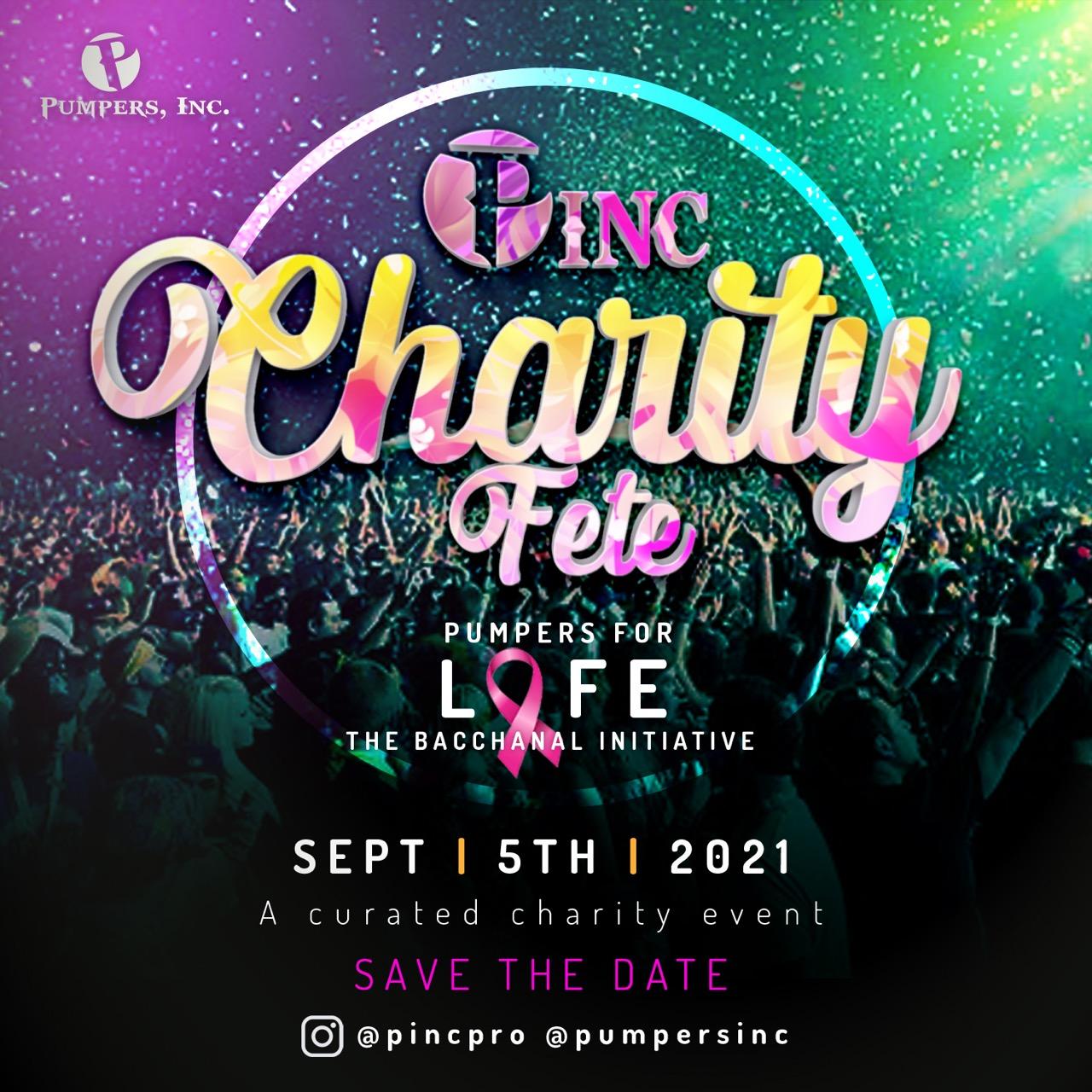 PINC Charity Fete