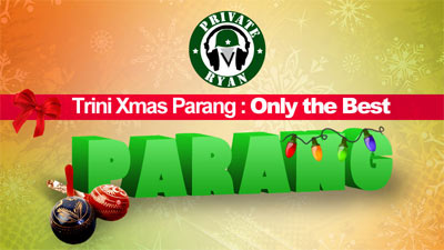 DJ Private Ryan - Trini Christmas Parang: Only The Best
