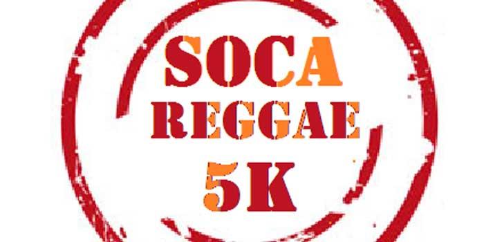 Soca Reggae 5k Fitness Festival