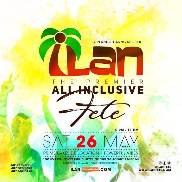 ILAN All Inclusive 2018