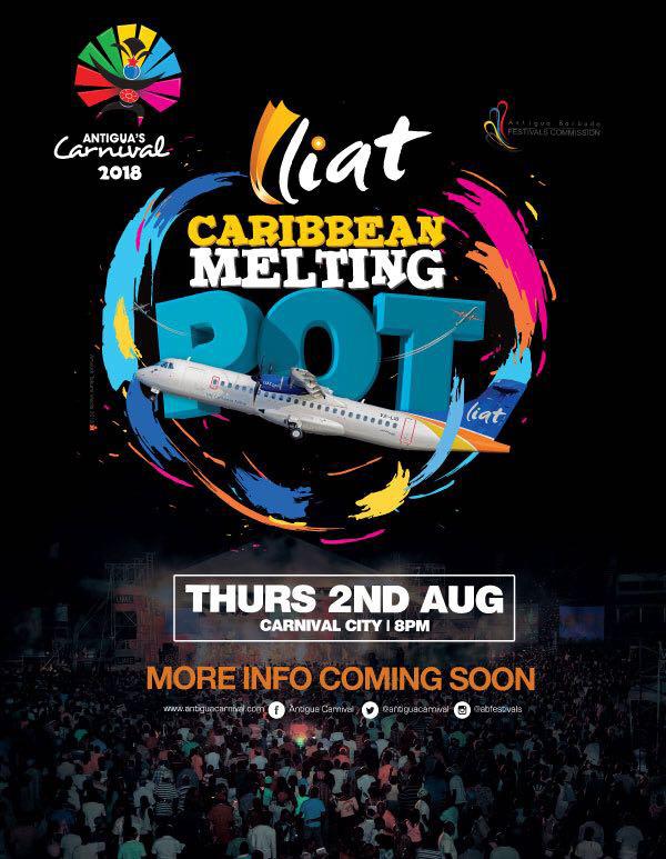 LIAT Caribbean Melting Pot