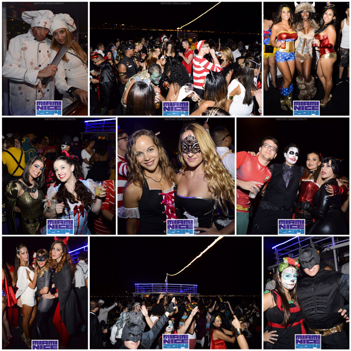 Miami Nice 2018 Annual Halloween Yacht Party