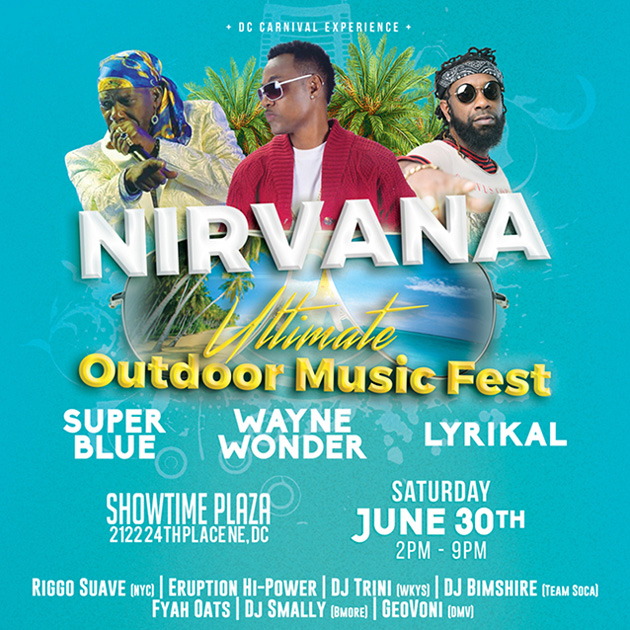 Nirvana : Ultimate Outdoor Music Fest