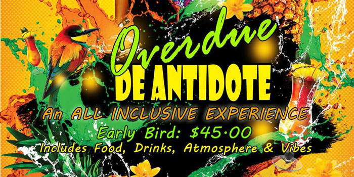 Overdue De ANTIDOTE All Inclusive Affair