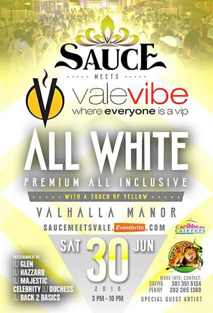 SAUCE Meets Vale All Inclusive
