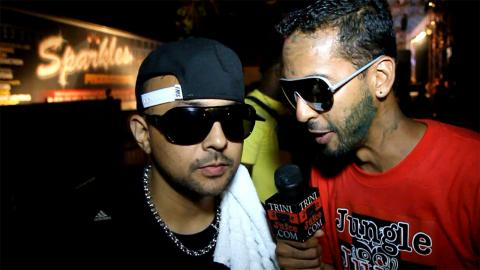 Sean Paul Interview (Apr 2012)