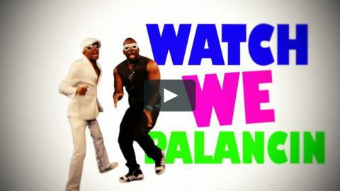 JW & Blaze - Palance (Official Music Video)