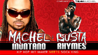 Busta Rhymes feat. Machel Montano